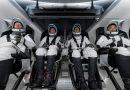 """مركبة """"سبيس إكس"""" في طريقها إلى محطة الفضاء الدولية حاملة أربعة رواد"""