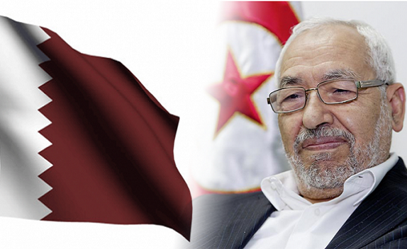 خاص/ زيارة الغنوشي للدوحة .. دعم مالي و اقتصادي عاجل من قطر لتونس