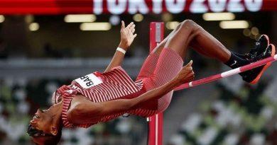 شاهد.. معتز برشم يهدي قطر ثاني ميدالية ذهبية في أولمبياد طوكيو