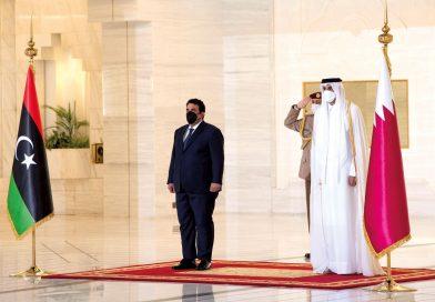 خلال استقباله للمنفي.. الامير تميم يؤكد دعم قطر لوحدة واستقرار ليبيا