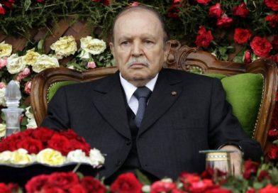 وفاة الرئيس الجزائري السابق بوتفليقه