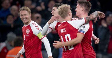 الدنمارك تضمن تأهلها رسمياً إلى كأس العالم قطر 2022 (فيديو)